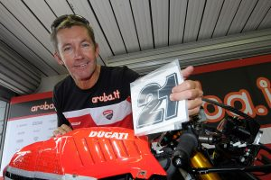 Bayliss out of retirement with DesmoSport Ducati for 2018
