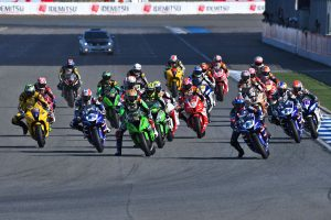 Asia Road Racing Championship set for 2018 Australian round