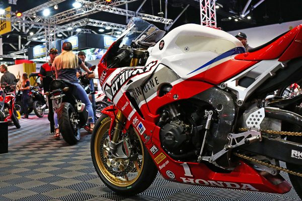 Overview: 2017 Sydney Motorcycle Show