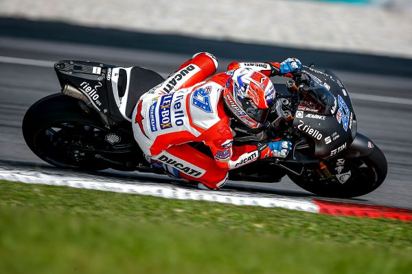 Stoner to resume MotoGP testing with Ducati at Sepang
