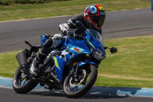 Review 2018 Suzuki Gsx R125 Cycleonline Com Au