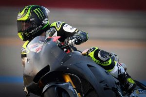 Crutchlow quickest as Thai MotoGP test commences