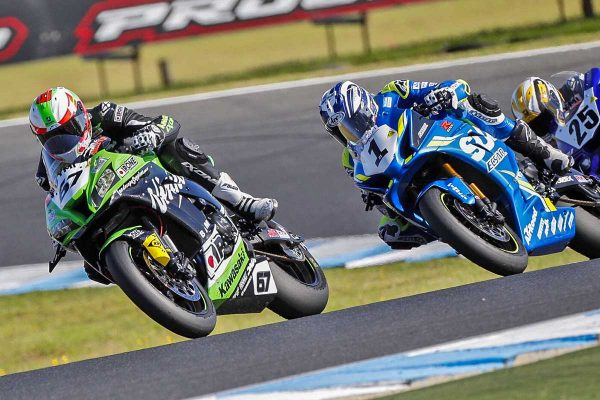 Final race win seals Staring ASBK overall at Phillip Island opener