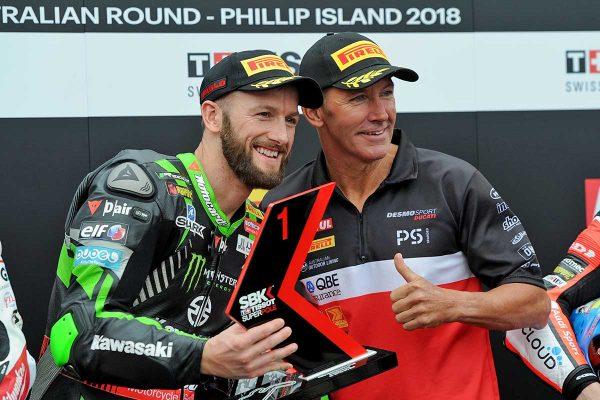Sykes claims Phillip Island WorldSBK Superpole
