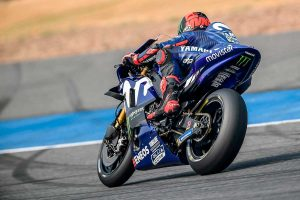 Vinales urges Yamaha to 'improve in all areas' after Buriram