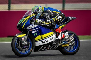 Gardner commences Moto2 assault with positive showing at Losail