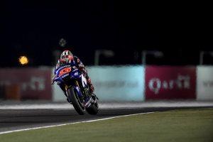 Viñales comforted by recovered feeling of YZR-M1 in Qatar