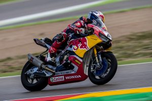 WorldSBK rookie Gagne sole Red Bull Honda rider at Assen