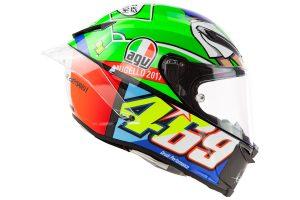 Product: 2017 AGV Rossi Mugello LE Pista GP R helmet