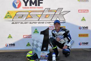 YRT podium surge at The Bend