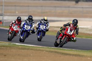 Herfoss strengthens points lead with The Bend ASBK overall victory