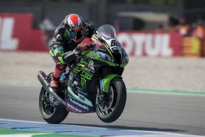 Sykes secures season-first WorldSBK victory in race two at Assen