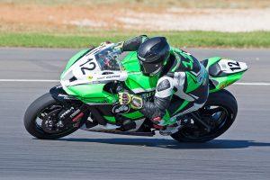 Mixed bag for Swann Insurance Kawasaki's Walters at The Bend