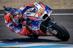 Miller content despite relinquishing position to 'more experienced' Rossi