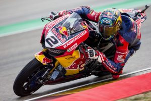 Friday practice to determine return of injured Camier
