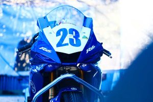 Ride: 2018 Yamaha Racing Team YZF-R6