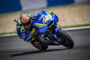 Rins secures two-year contract extension with Team Suzuki Ecstar