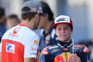 Van Eerde takes gains out of first Red Bull Rookies start