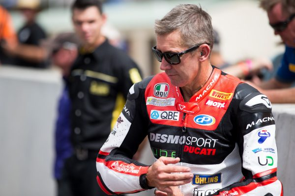 Bayliss to battle MotoGP regulars in Ducati Race of Champions