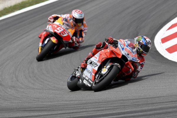 Lorenzo makes it consecutive victories at Catalunya MotoGP