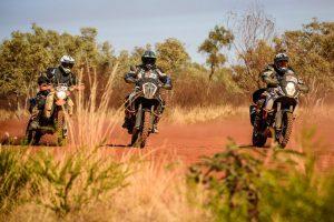 Viral: 2018 KTM Australia Adventure Rallye - Outback Run teaser
