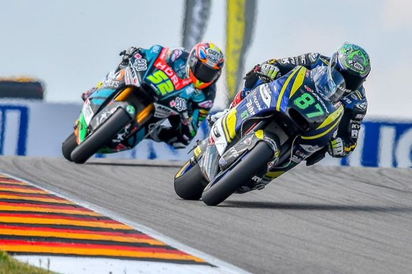Sachsenring recovery a definite positive for Gardner