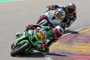 Jones scores maiden Spanish Speed Championship podium