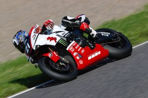 Yamaha sets pace in official Suzuka 8 Hours test