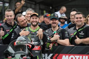Sykes and Kawasaki to split at completion of season
