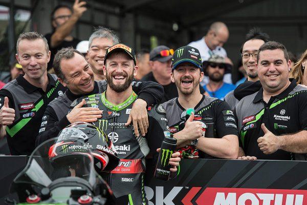 Sykes and Kawasaki to split at completion of season
