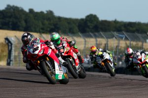 O'Halloran labels Thruxton BSB a 'really positive' weekend