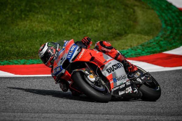 Tyre strategy key for Lorenzo in thrilling Austrian victory