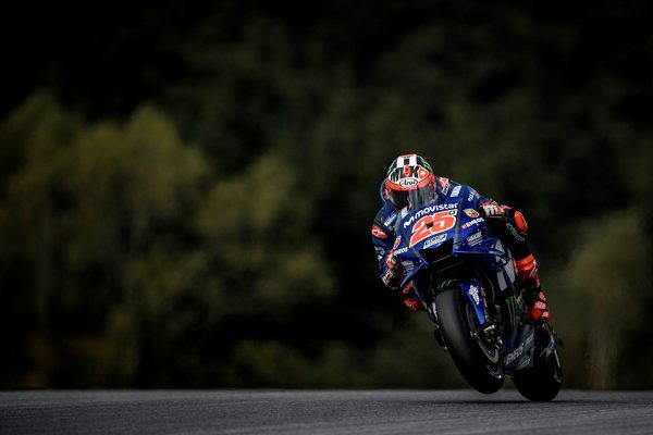 Viñales didn't have 'any new problems' at Austrian grand prix