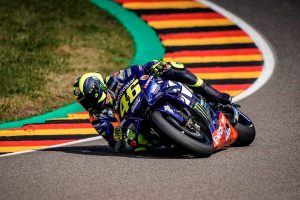 Rossi not relying on former pace as Czech grand prix looms