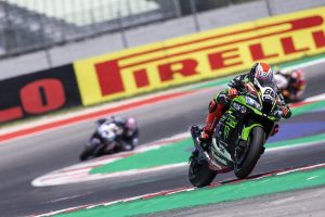 Sports injury sidelines Sykes for crucial Portimao WorldSBK test