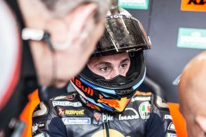 Cracked collarbone of Espargaro set to heal naturally