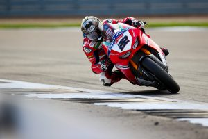 Silverstone BSB offers best result since injury for O'Halloran