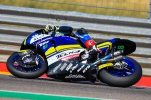 Gardner labels Aragon Moto2 encounter as a 'tough weekend'