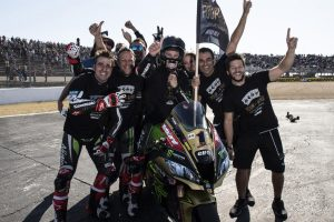 Rea clinches fourth consecutive WorldSBK title in France
