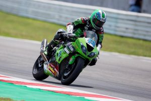 West provisionally suspended ahead of Portimao WorldSBK