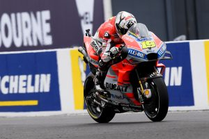 Bautista shines aboard factory Ducati at Australian grand prix