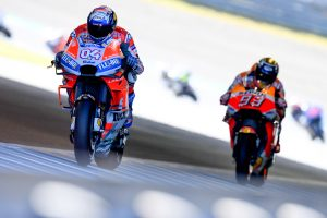 Dovizioso 'wanted to win at all costs' in Japanese grand prix
