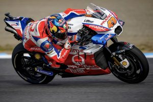 Front row start ends with DNF for Miller in Japanese grand prix