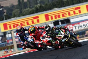 Race two Magny Cours WorldSBK victory for champion Rea