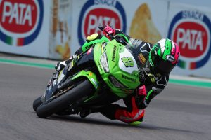 Carrasco makes history as first female motorcycle world champion