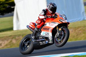 Phillip Island double a special result for Bayliss father/son duo