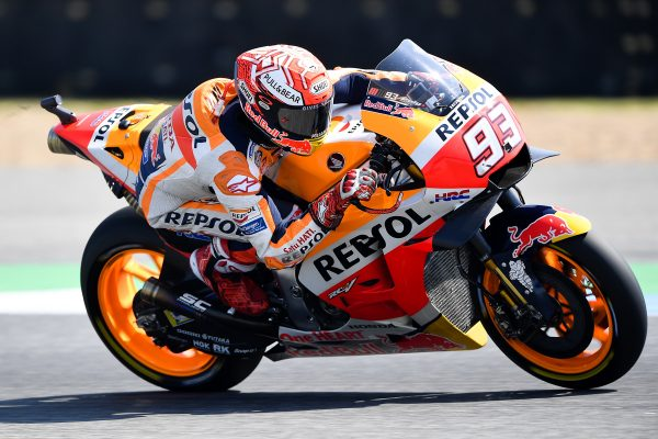 Marquez in line to clinch MotoGP crown at Motegi