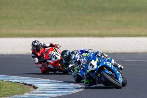 Strong finish for Team Suzuki ECSTAR Australia