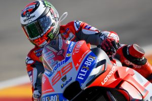 Lorenzo attempting return from wrist injury at Malaysian grand prix