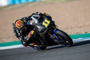 Cortese completes first test on WorldSBK-spec Yamaha YZF-R1